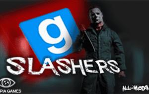 Garry's mod — Slashers (Контент и карты) | Garrys mod моды
