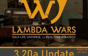 Lambda Wars: 3.20a Update Models & Entities | Garrys mod моды