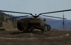 Garry's Mod — [WAC] Combine Helicopter | Garrys mod моды