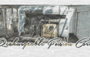 Fallout 4 — Перезарежаемые ядерные блоки | Fallout 4 моды
