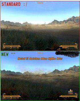 Fallout New Vegas - Hectrol FX Duststorm Deluxe HighRes
