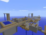 Super Hostile Карты для Minecraft 1.2.5