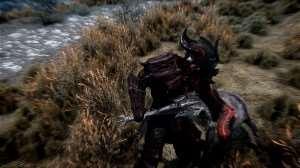 Skyrim - новые текстуры брони