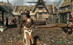 HD текстуры брони для Skyrim