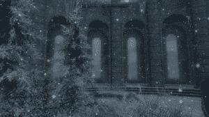 Skyrim - текстуры для снега