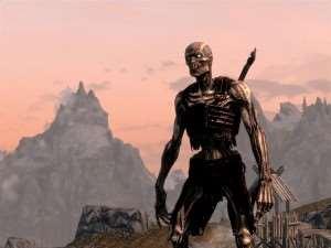 Skyrim - текстура для нежити (Draugrs)