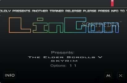 The Elder Scrolls V: Skyrim +11 Трейнер