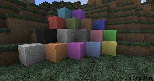 Minecraft реалистичные текстуры