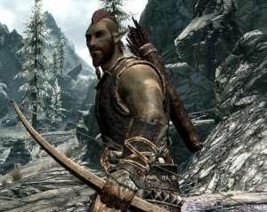 Skyrim - вытаскиваем стрелы из трупов