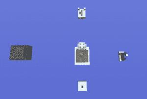 SkyCraft карта на выживание для Minecraft