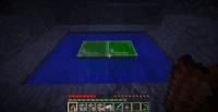 Minecraft 1.0.0 — мод добавляющий батут в игру