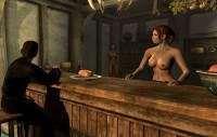 Мод раздевающий всех женщин в Skyrim | Skyrim моды