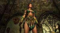 Skyrim — модифицированная стеклянная броня