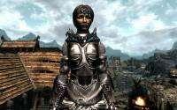 Skyrim — Мистическая эльфийская броня