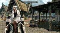 Skyrim — ретекстур брони соловья для женщин