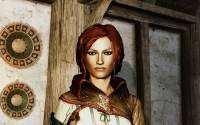 Сохранение для Skyrim — Трисс из Ведьмака 2 | Skyrim моды