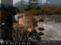 Skyrim - Кемпинг