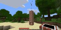 Minecraft -  Fireplace / Камины