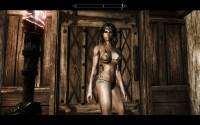 Skyrim - атлетичная Лидия