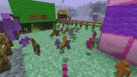 Minecraft - Clay Soldier 3.0.0-alpha.1 (Маленькие солдатики) [клиент / сервер] для 1.7.10 - 1.10.2