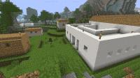 Minecraft 1.2.3 с установленными модами: Millenaire, TMI, VR и т.д. | Minecraft моды