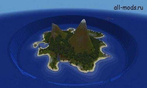 Minecraft 1.5.2 - Приключенческая карта