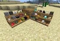 Minecraft 1.2.3 с установленными модами