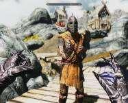Skyrim - магия для взрослых