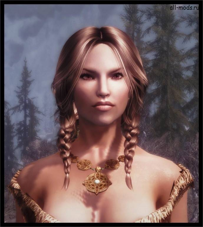 Apachii Hair Skyrim | Amathair co