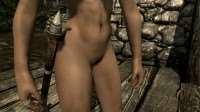 Skyrim - CBBE тела для девушек