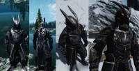 Skyrim - Серебряная драконья броня
