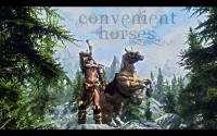 Skyrim - Удобные лошади