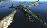 Skyrim - мод добавляющий 13 новых драконов