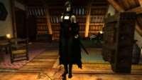 Skyrim - Новая спутница Эйлин (вампир)