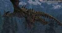 skyrim-mod-dobavlyayushhij-13-novyx-drakonov 5