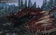 skyrim-mod-dobavlyayushhij-13-novyx-drakonov 8