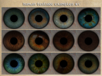 Skyrim - улучшенные глаза (+Dawnguard)