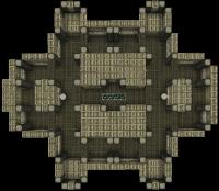Minecraft 1.3.2 - карта на выживание ZOMBLOX (защита от нападения зомби)