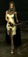 Skyrim - новая анимация стойки девушки с арбалетом