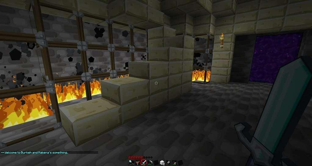 Minecraft 1 7 x - Текстуры Sphax PureBDCraft - Текстуры