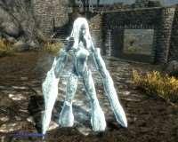 Skyrim - Ледяная девушка