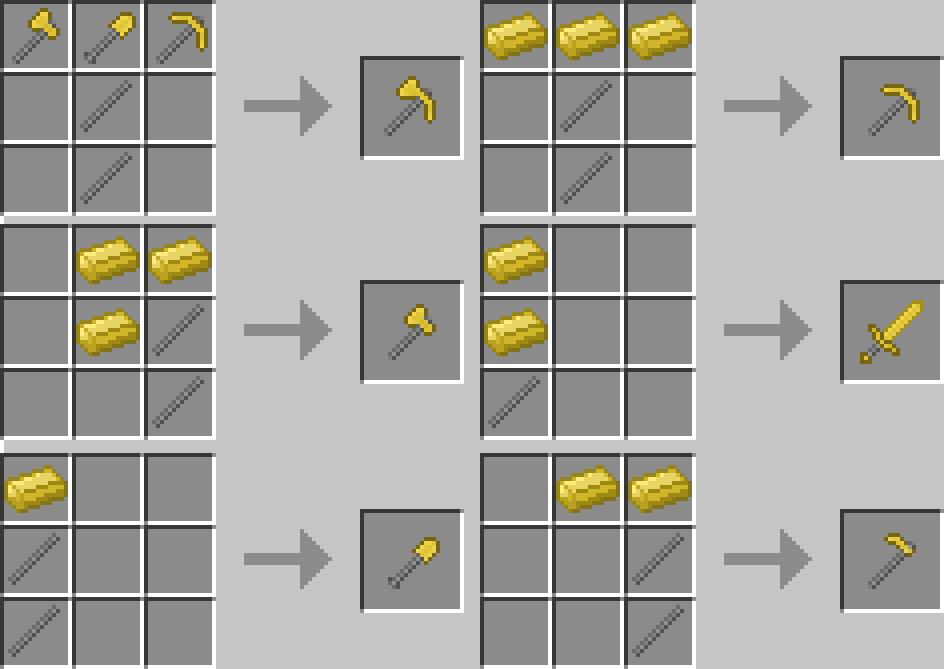 майнкрафт как сделать огненую стрелу без модов #10