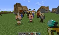 Minecraft - MCA 5.2.0 / Жена, дети и т.п.