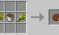 Minecraft 1.6.2 - Chocolate / Шоколадный мод!
