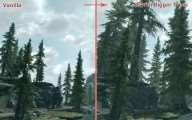 Skyrim Bigger Trees