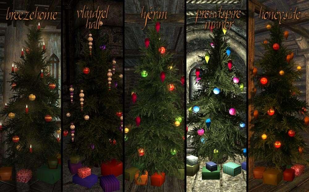 Skyrim - Saturalia (Новый год в Скайриме!) - Остальные моды - Skyrim ... 80aefb5a8f5