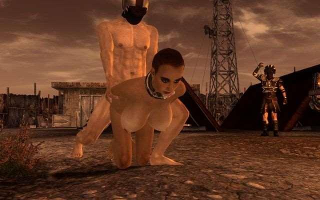 Порно сборки модов на fallout new vegas