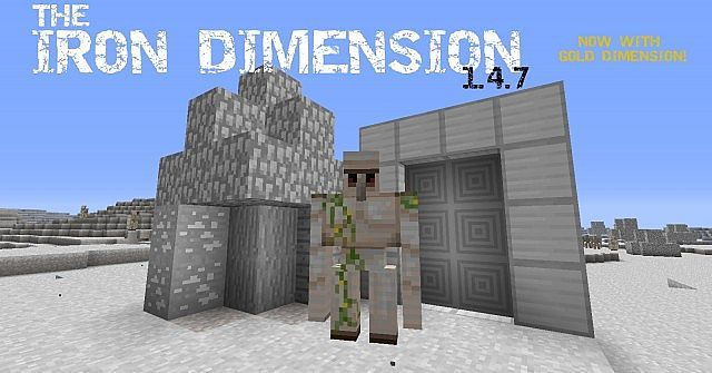 [1.4.7] Iron Dimension
