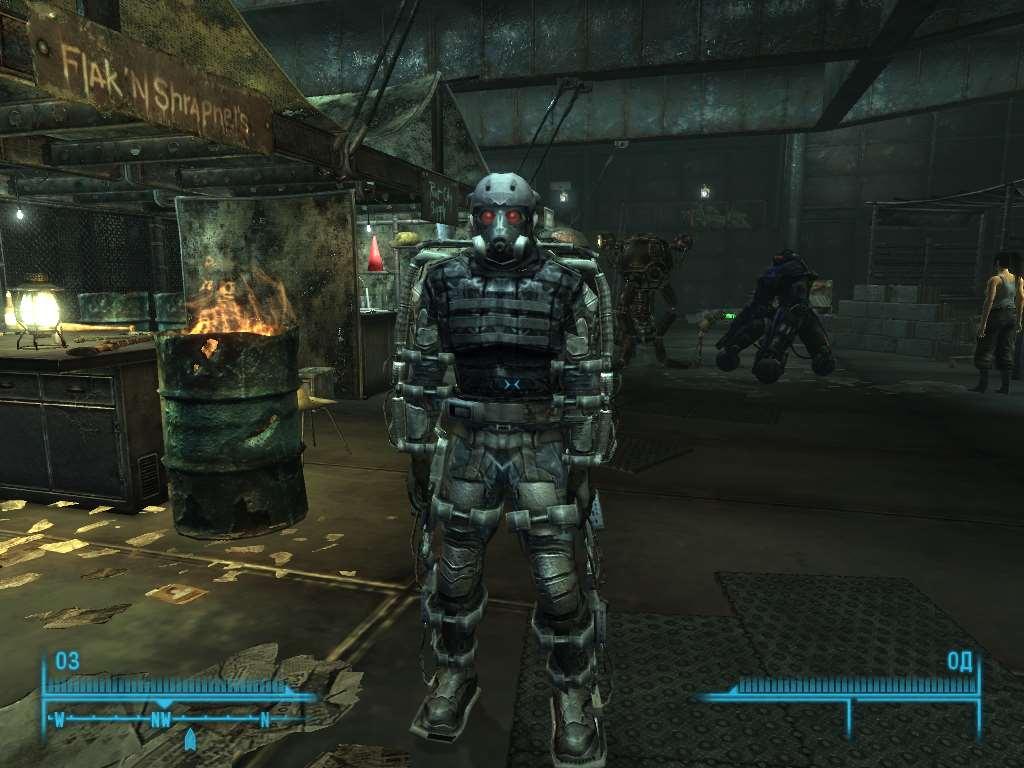 Fallout 3 дополнения секс