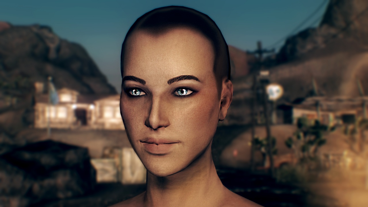 Asharas character presets - nv для fallout new vegas.